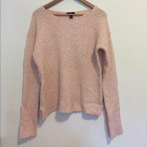 Light pink GAP sweater